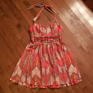 Guess halter dress size 6